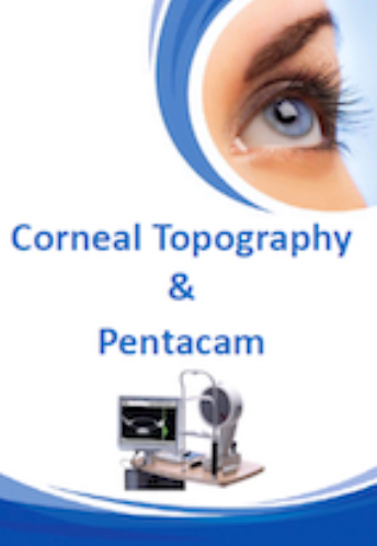 Cornela Topography and Pentacam Brochure for Brisbane Ophthalmologist Dr Brendan Cronin  Queensland Eye Institute.