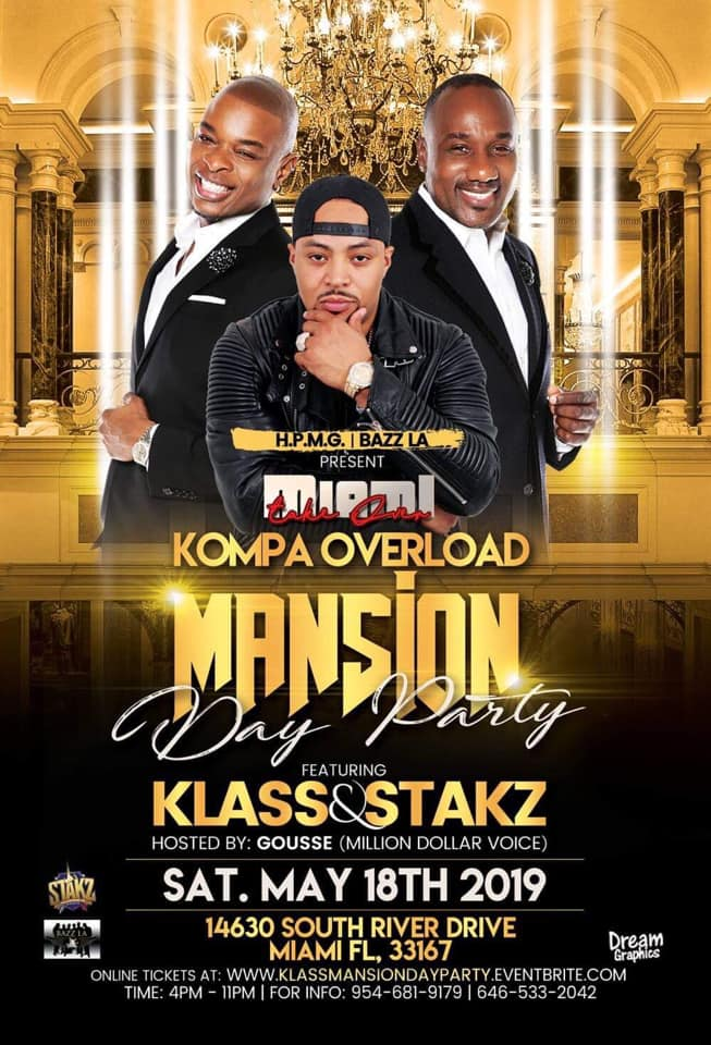 Miami Takeover - Kompa Overload Mansion Day Party - Klass.jpg