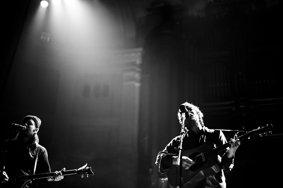 Fleet Foxes at Wellington Town Hall