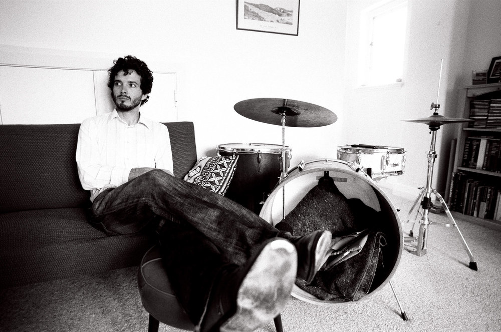 Bret McKenzie at home
