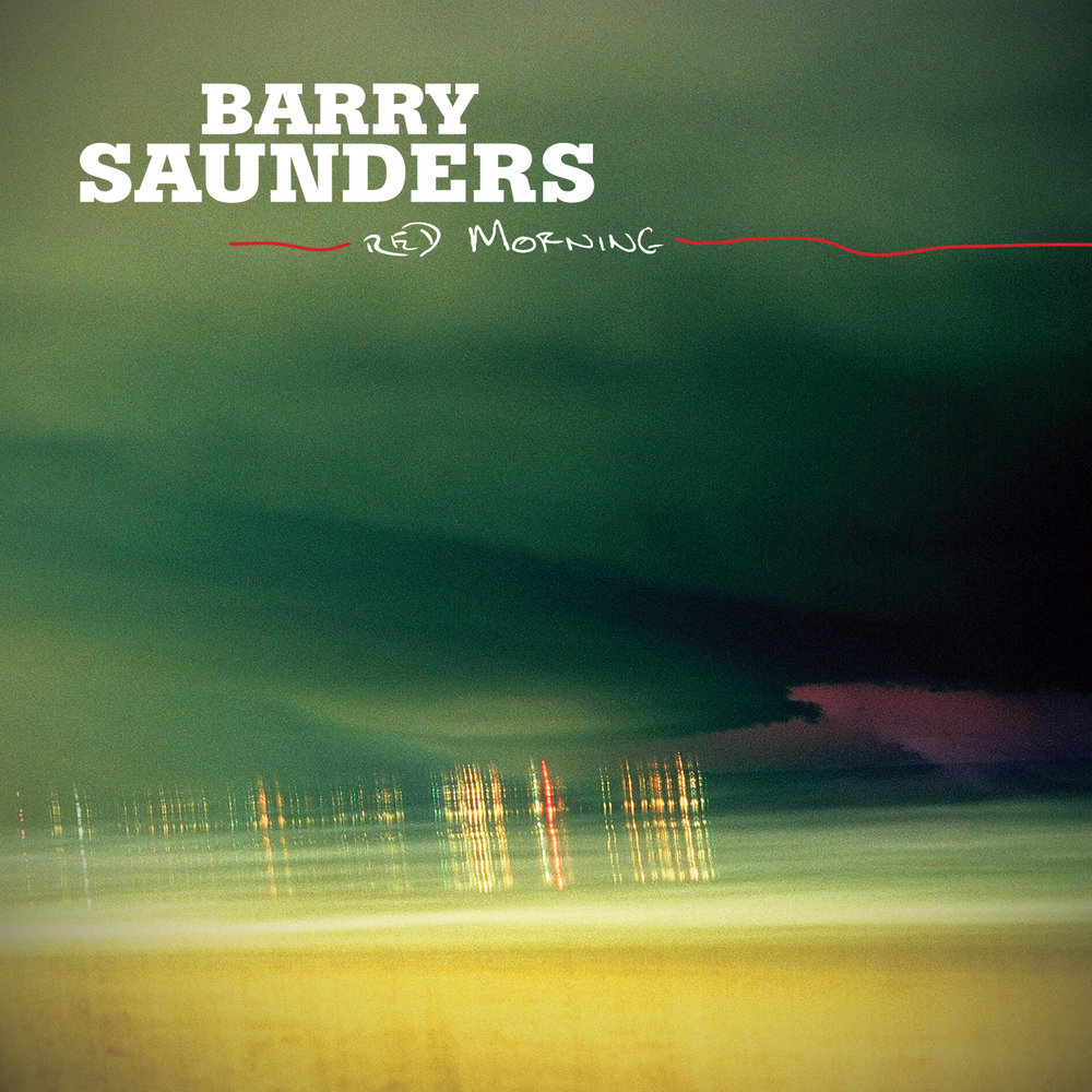 Barry Saunders album art