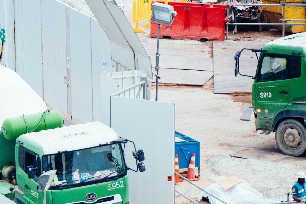 Cement - 20kg Bags -
