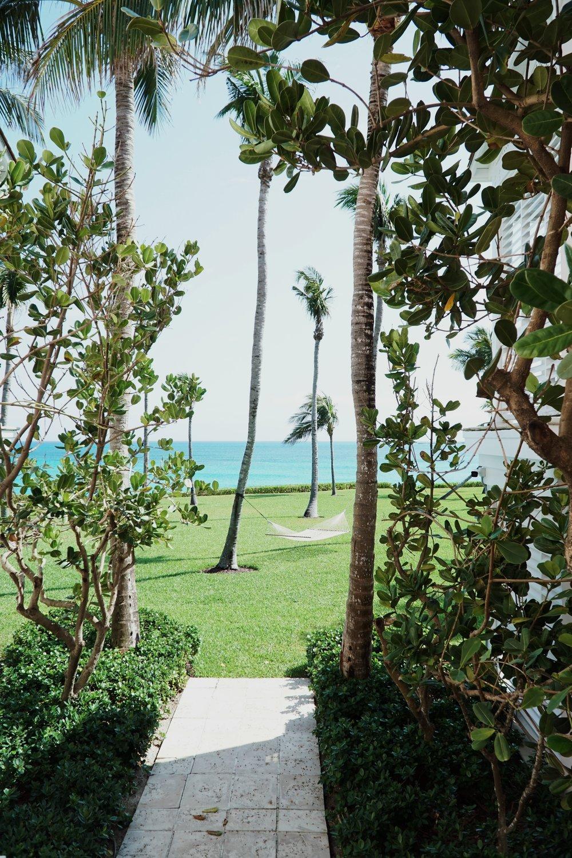 Scenes from One&Only Ocean Club in the Bahamas taken by Julia Friedman.
