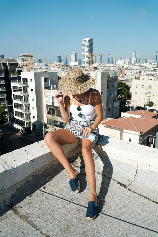 Julia Friedman's travel diary Tel Aviv.