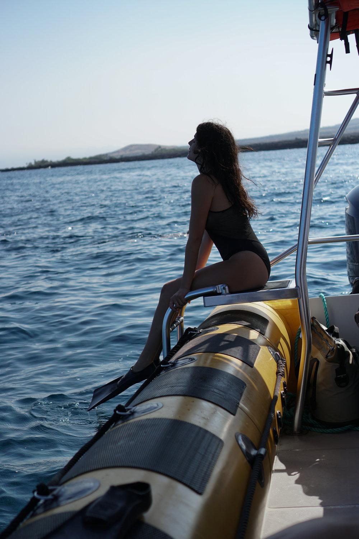 Hawaiian Magic | Julia Friedman's trip to Kona, Big Island Hawaii.