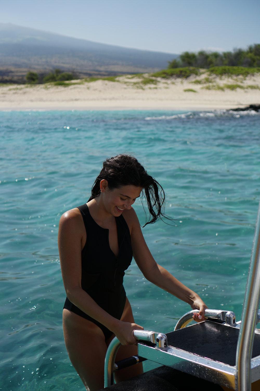 Hawaiian Paradise | Julia Friedman's trip to Kona, Big Island Hawaii.