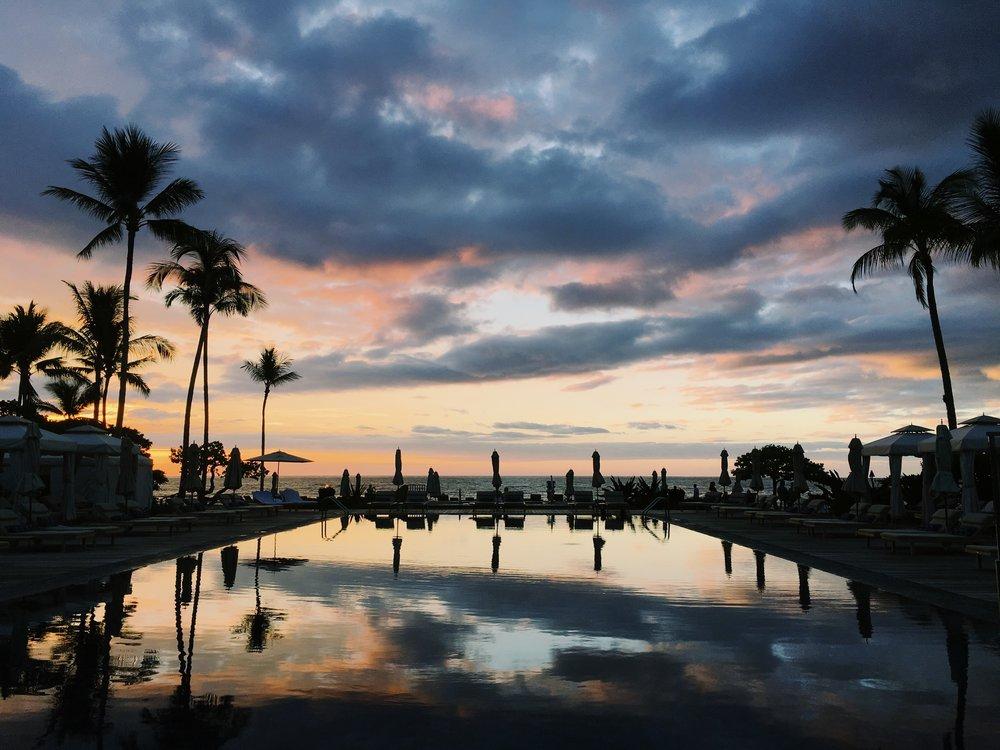 Hawaii Julia Friedman Kona Hualalai Four Seasons