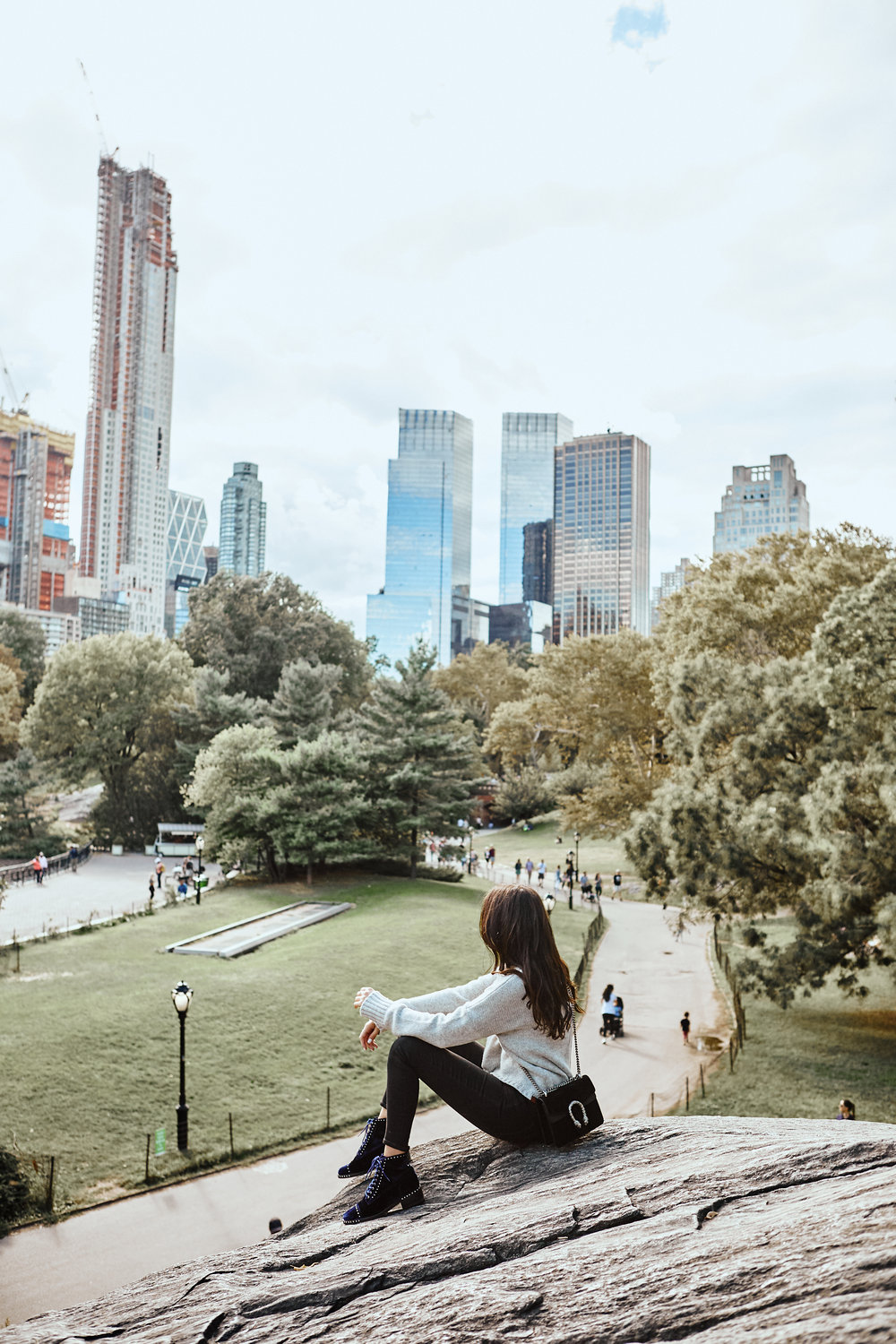5 Places to Take a First Timer in New York Julia Friedman | Central Park