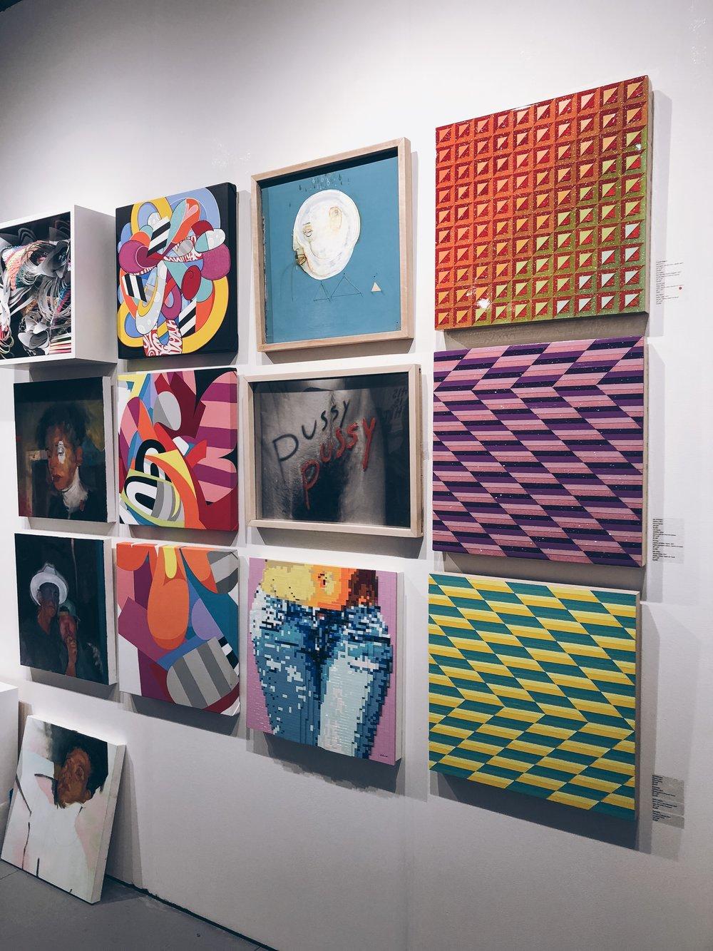 Scope art show art basel miami 2017