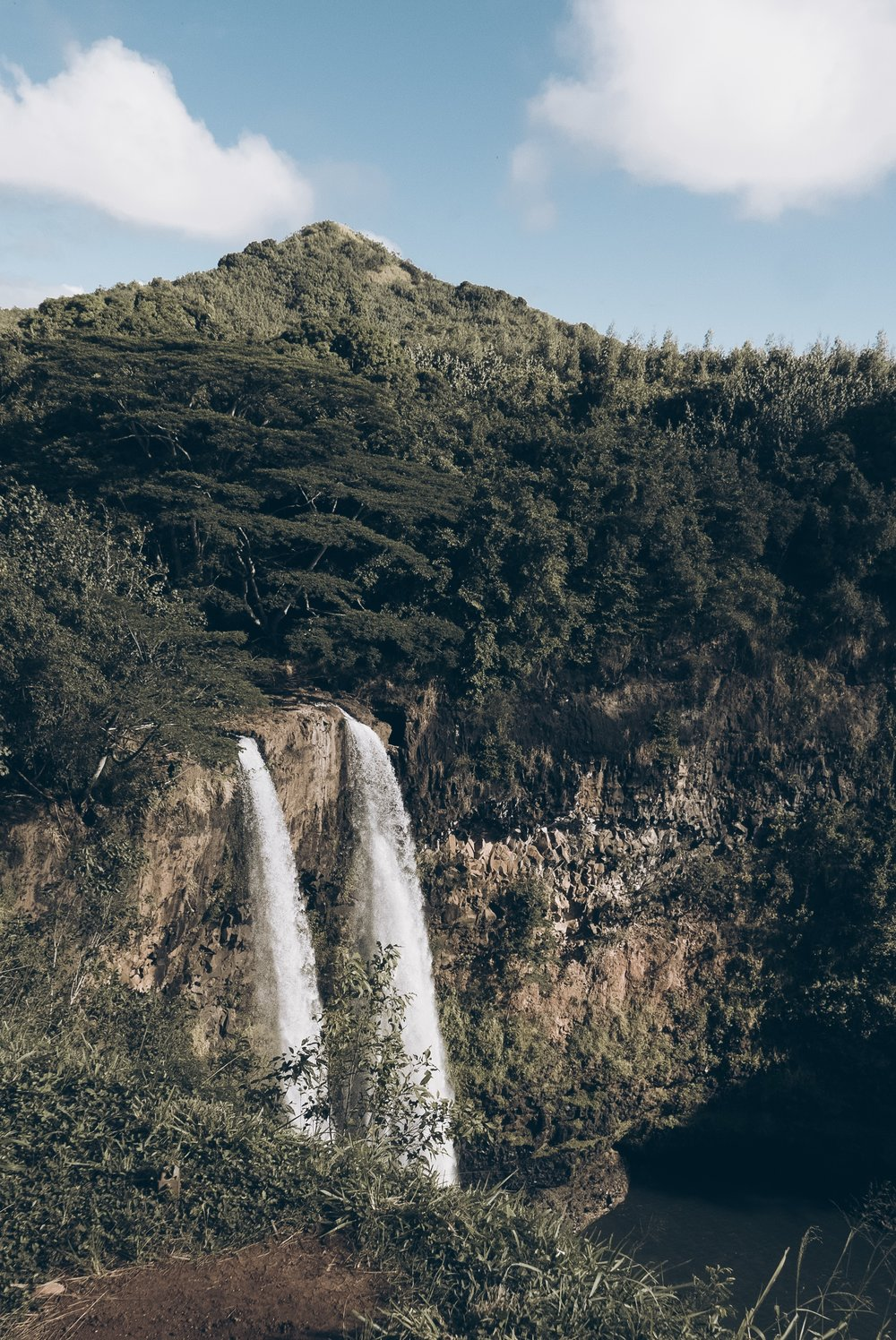 Wailua Falls Kauai Travel Guide - Julia Friedman