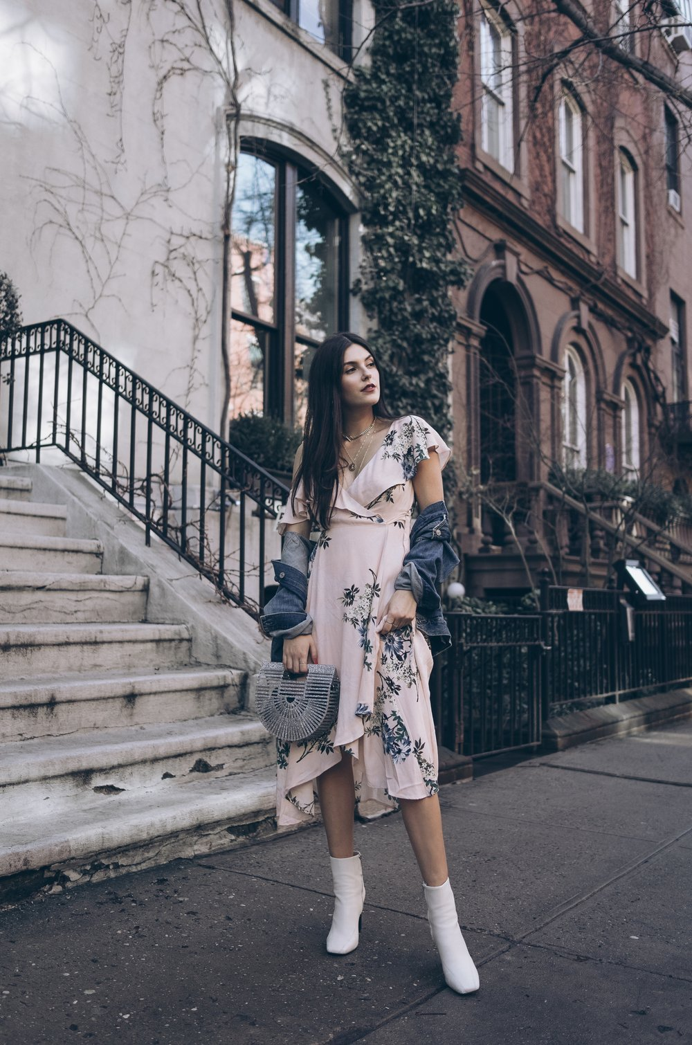 10 Wrap Dresses for Spring ASTR the Label on Julia Friedman