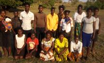 15 baptisms in Zambezi