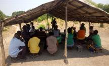 New assembly in Kamayembe, Zambia