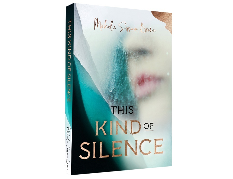 BOOK COVER THIS KIND OF SILENCE