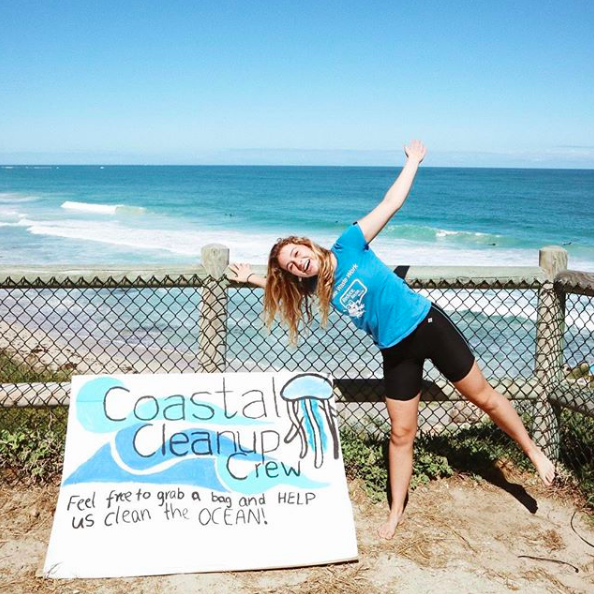 1e3ea92b7f9 Real Girls Doing Cool Shit: Daisy Kermode, Founder of Coastal Cleanup Crew  — Zee Feed
