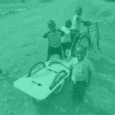 COMING SOON // Redesigning and prototyping a bicycle trailer for the Kenyan market -