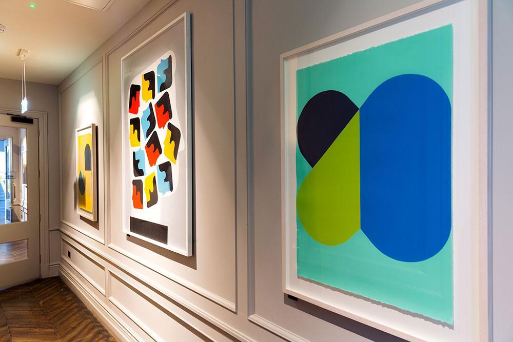 'Heads', Project Twins – 'Shuffle on Green', Richard Gorman