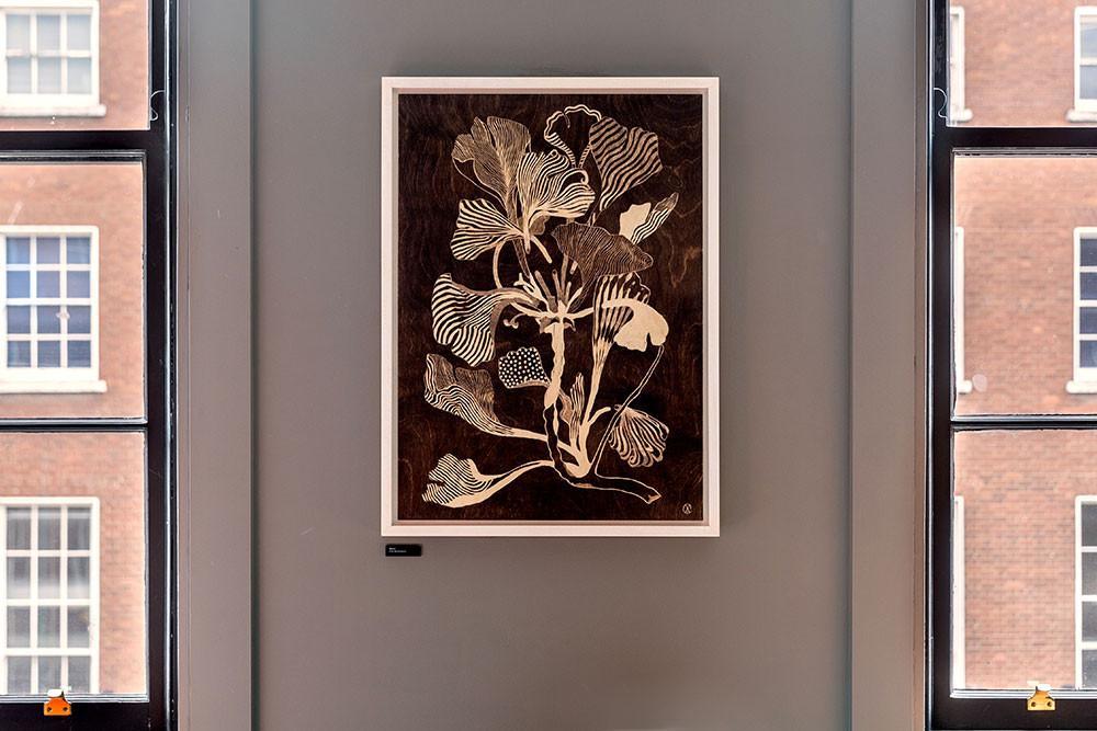 'Ikebana', Colm MacAthlaoich