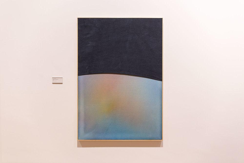 Future Primitive II , Paul Hallahan, 2018, Acrylic on canvas