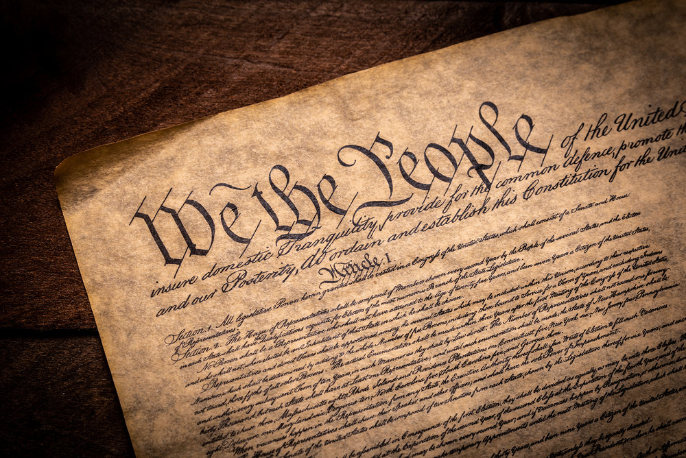 Promoting the people's speech.Preserving the people's freedoms.Defending the people's rights. -