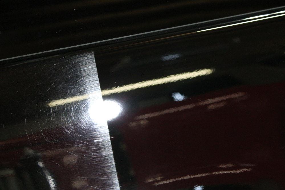 """Full Paint Correction - It is imperative that we completely remove all defects from the paintwork before we lock the finish with our protective coatings. This is a process that is executed only after a thorough degreasing and decontamination of the vehicle. Our polishing systems, methods & polishes ensure a pure, beautiful """"filler-free"""" shine that is left completely virgin so that the bonding bonds properly."""