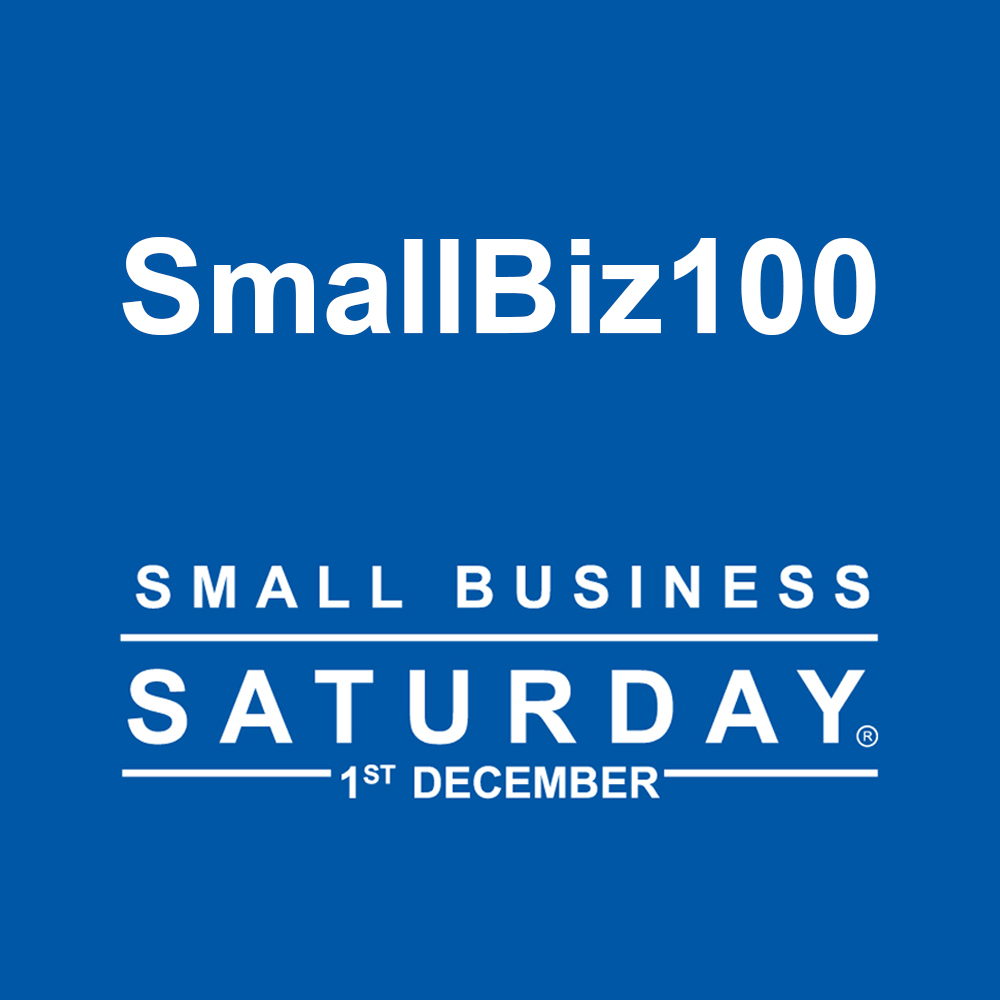 Small Biz Saturday 100 2017