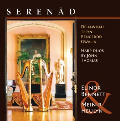 CD Elinor Bennett Meunir Heulyn Harp Duets by John Thomas.jpg