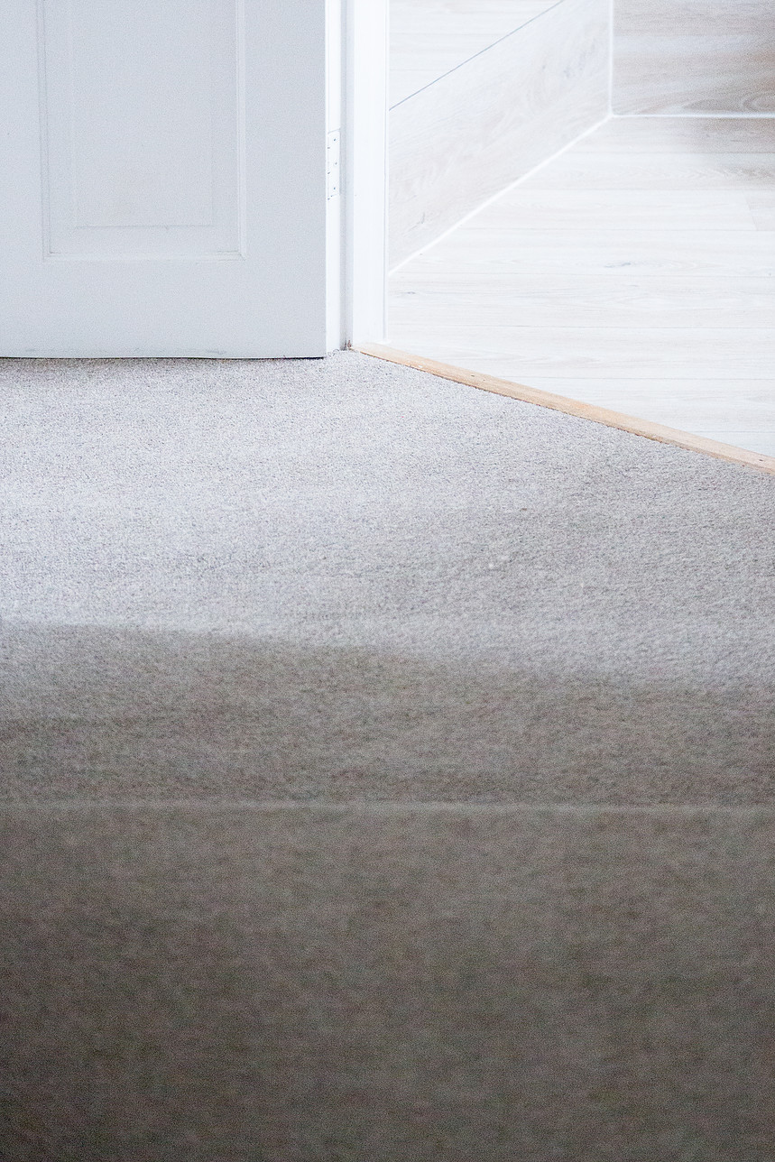 Carpet fitting