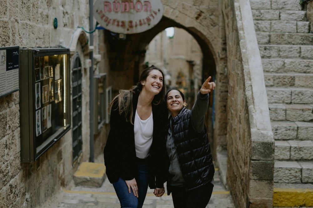 Dannielle + Shiran - Tel-Aviv | Israel 2018