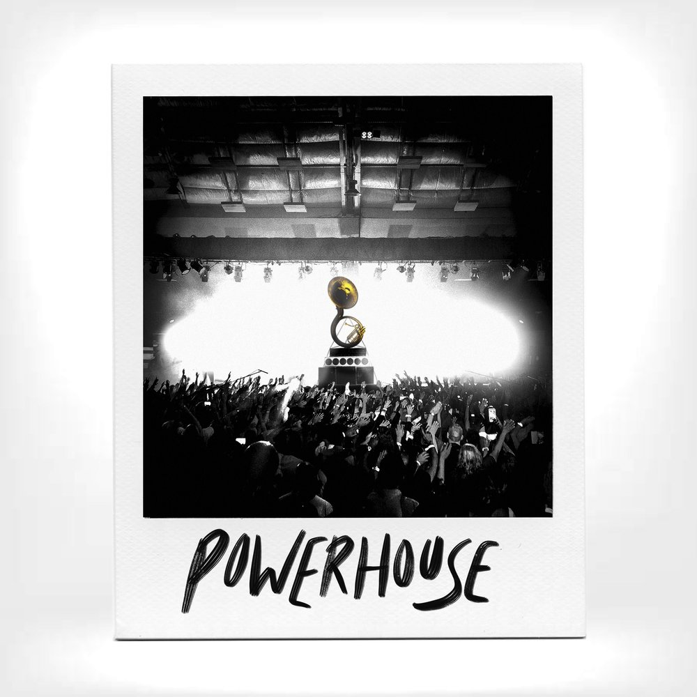 Powerhouse EP - Available now on all major platforms