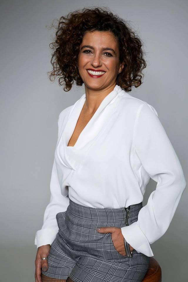 Corporate Smile Woman