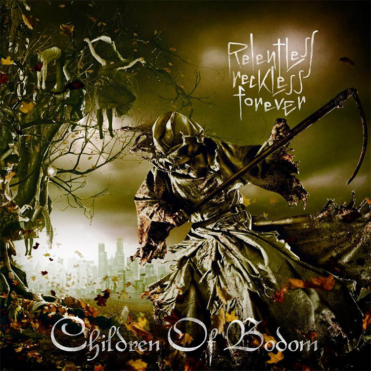Children Of Bodom - Relentless Reckless Forever 2011