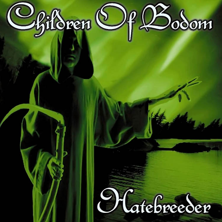 Children Of Bodom - Hatebreeder 1999