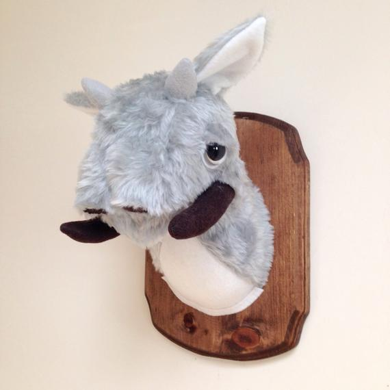 TaunTaun Faux Taxidermy