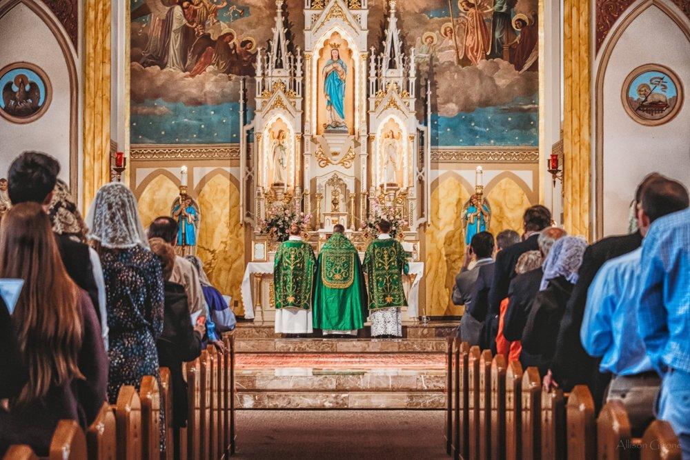 FSSP LatinMass St. Marys 3 priest altar-1.jpg