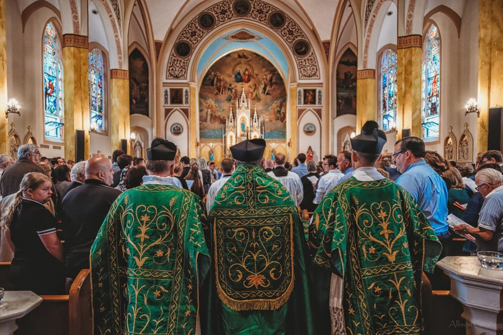 FSSP LatinMass St. Marys 3 priest procession-1.jpg