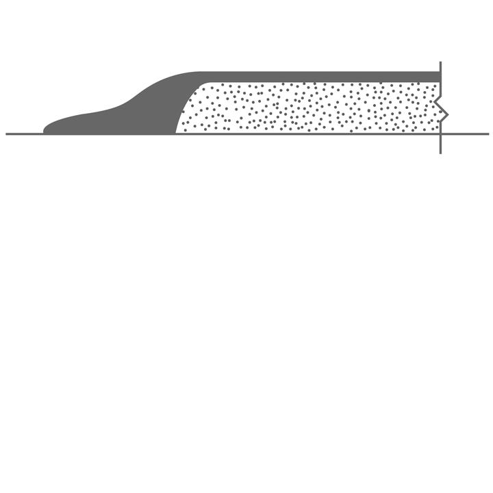 Mat Cross-Section