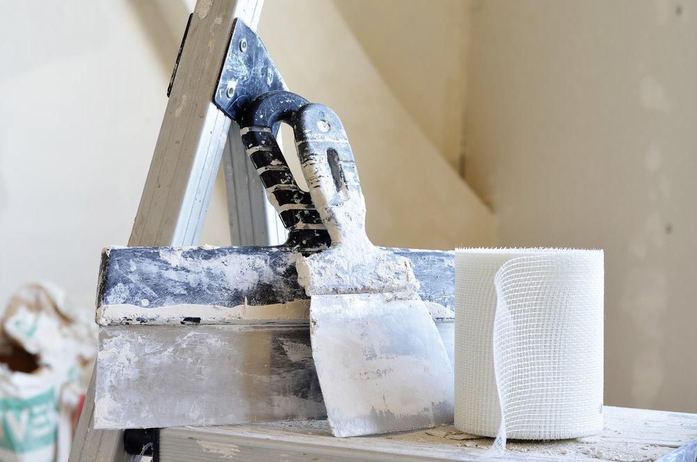 RENOVATIONS - Siding | Painting | Flooring | Drywall