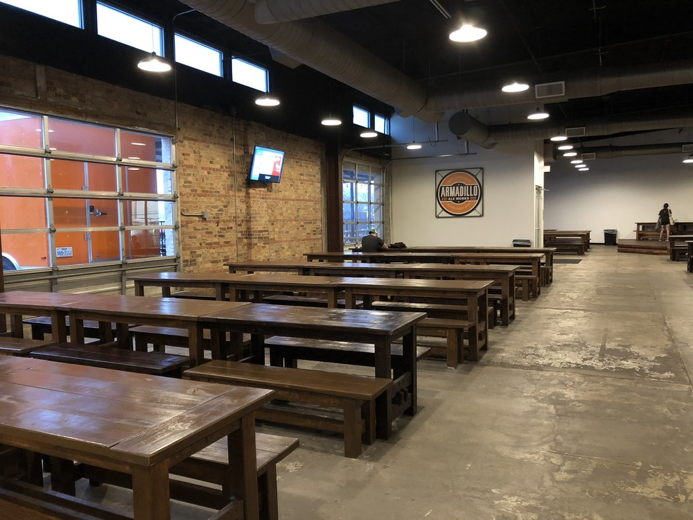 Taproom view from the entrance