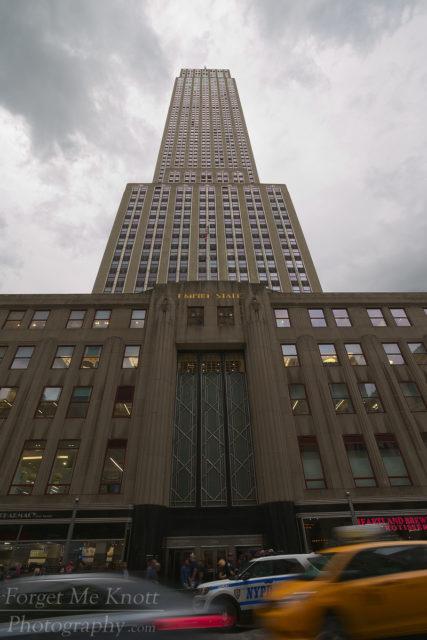 Empire State Building, New York. city urban nypd skyscraper