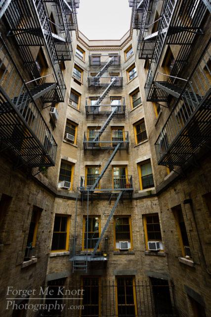 Fire Escapes, New York. city brooklyn manhatten queens building urban apartment