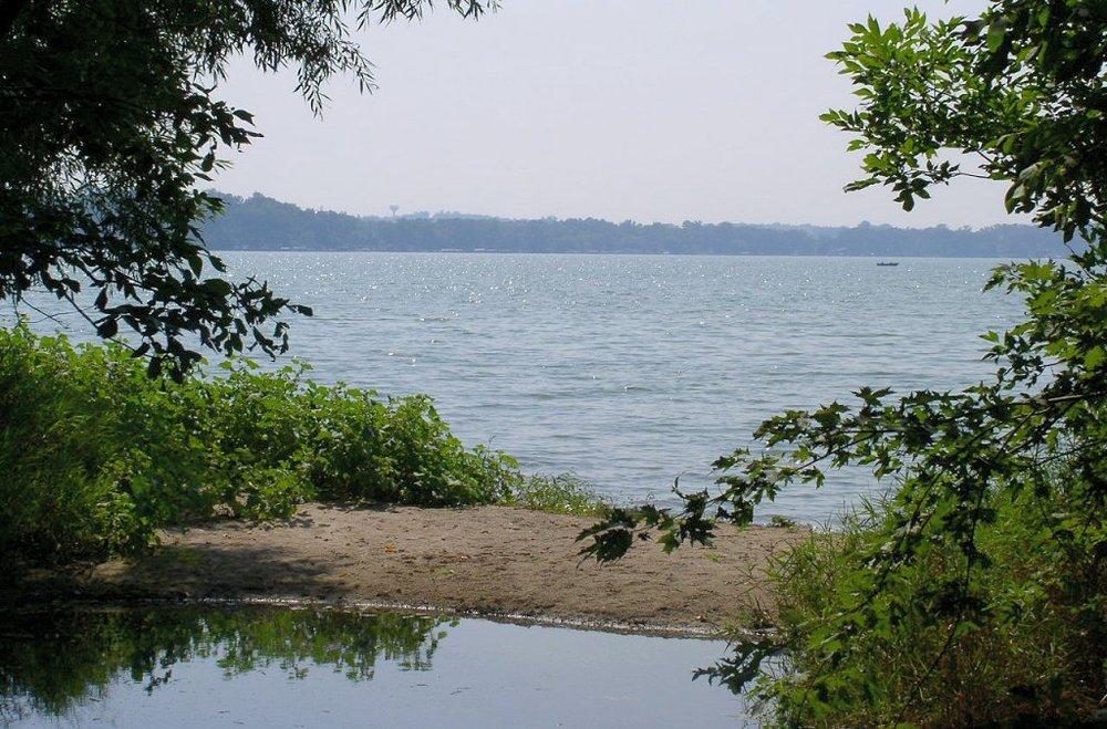 Lake Kegonsa Water Levels