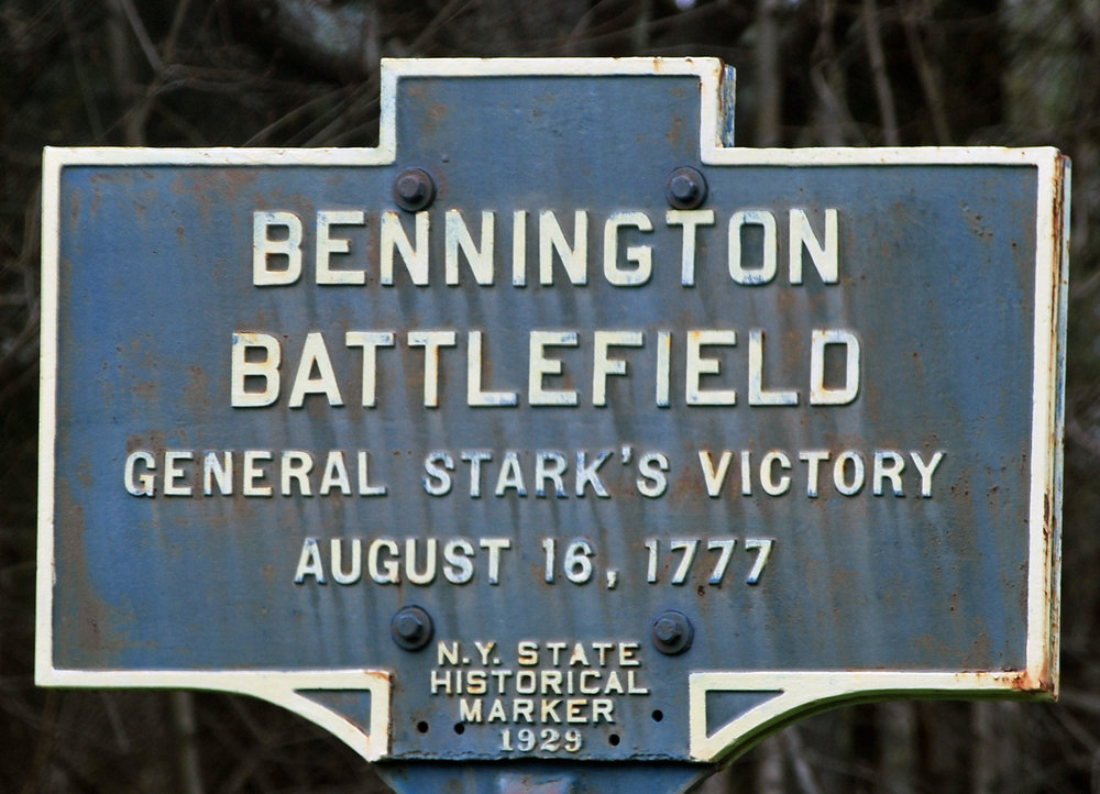 Bennington Battlefield