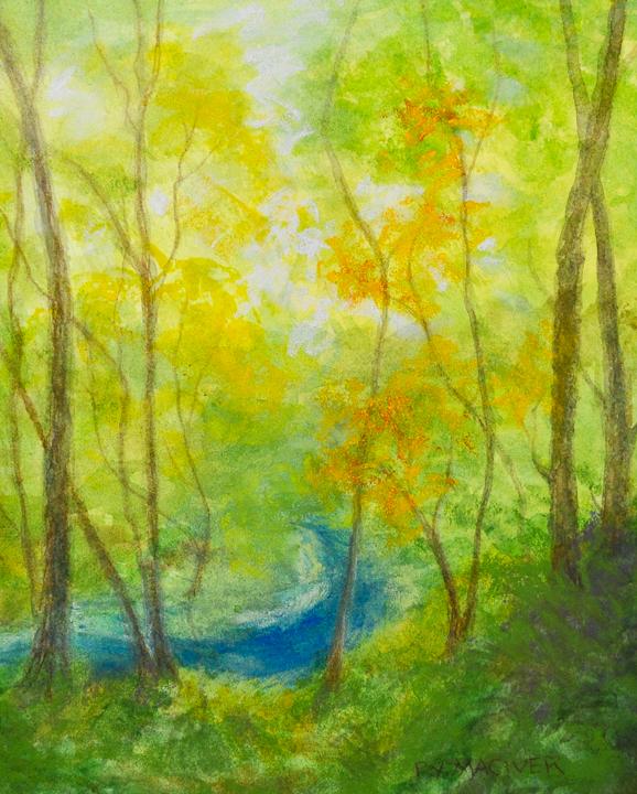 Deep Woods Stream