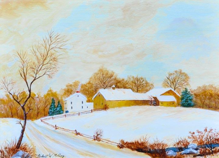 Middlebury Barn