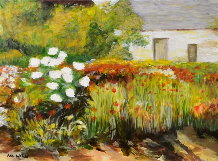 Garden at Argenteuil