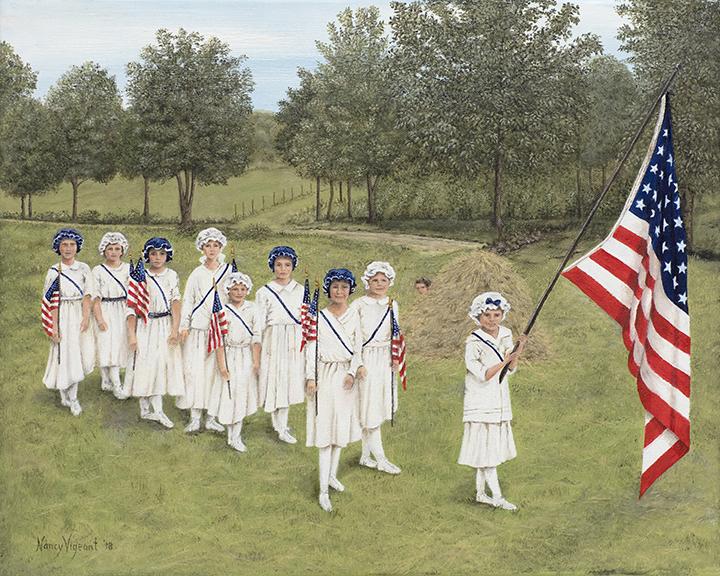 Flag Day 1916