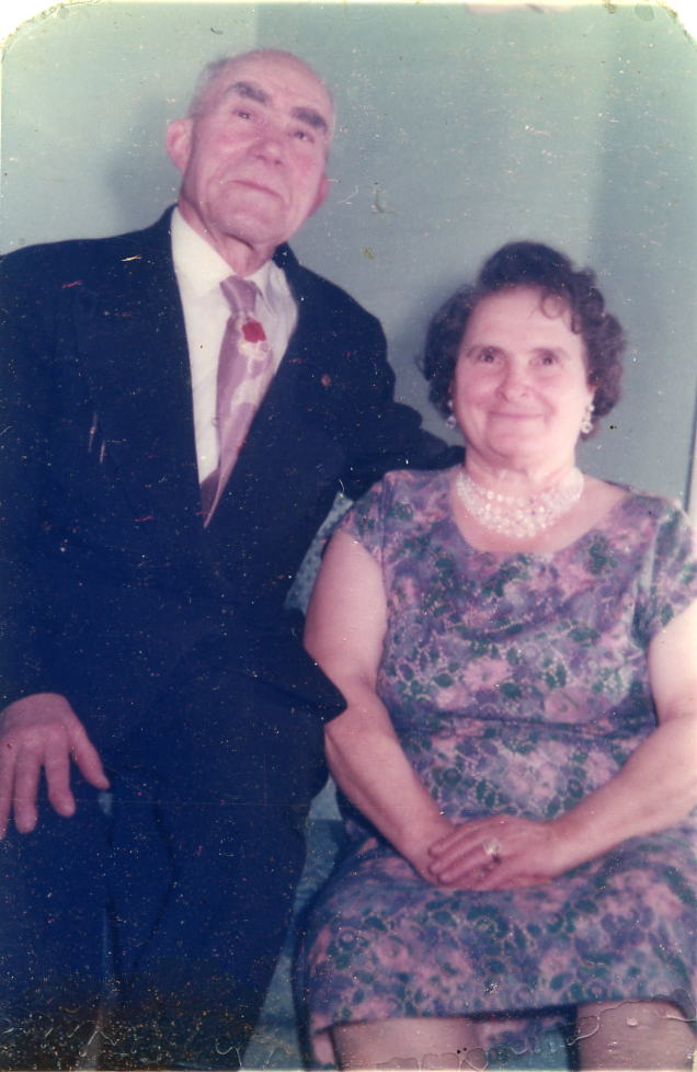 Francisco and Angelina Giardina