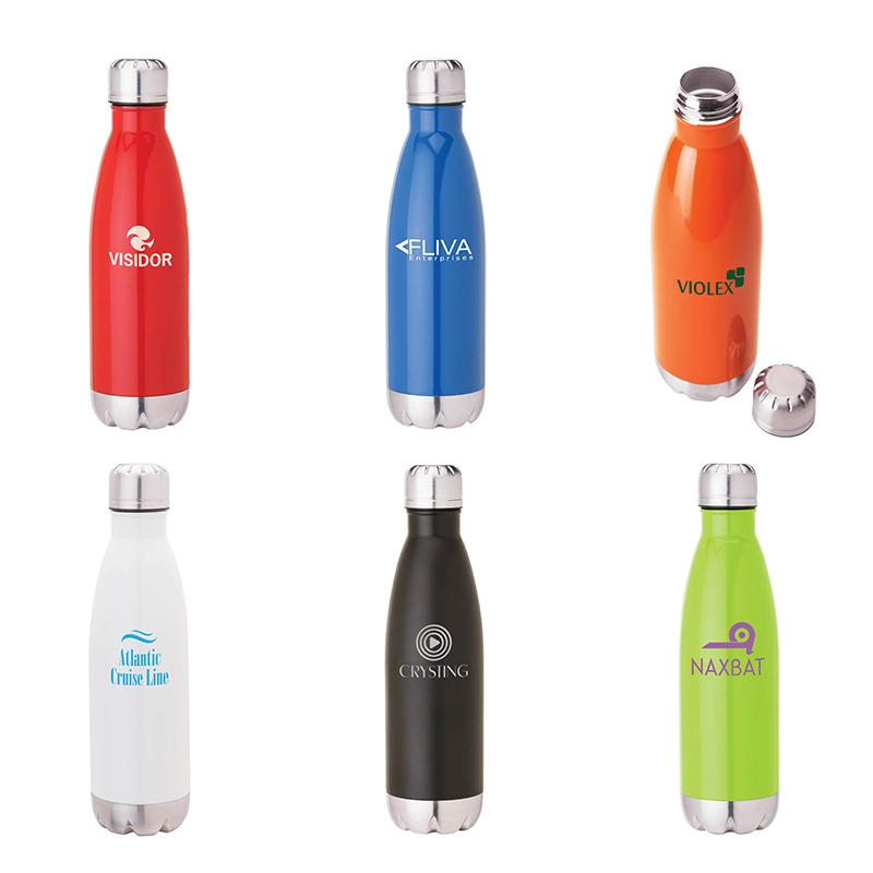 17 oz Stainless Bottle