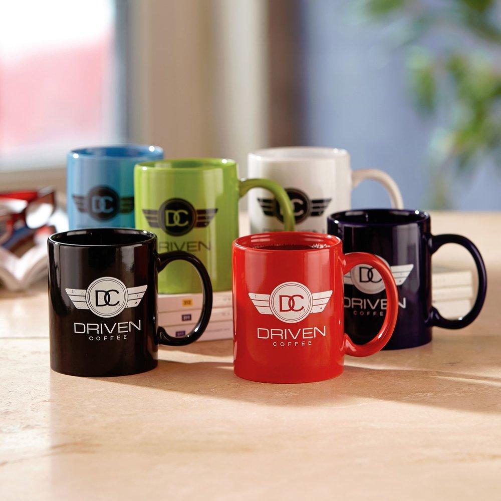 Single Tone Ceramic Mug